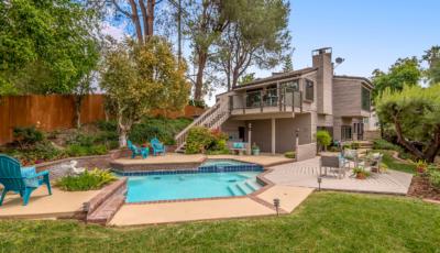 4855 Nomad Drive, Woodland Hills, CA 91364 3D Model