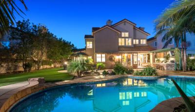 3615 Deauvilla Court, Calabasas, CA 91302 3D Model