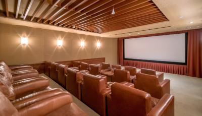 The Screening Room / Dick Clark Productions 3D Model