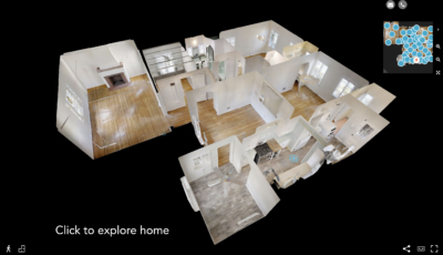 1223 S. Crescent Heights Blvd, Los Angeles, CA 90035 3D Model