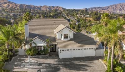 12156 Louise Ave, Granada Hills, CA 91344 3D Model