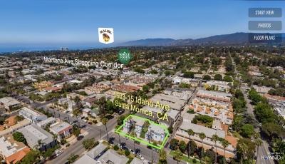 1603 Idaho Avenue, Santa Monica, CA 91403 3D Model