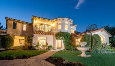 2175 Cold Canyon Road, Calabasas, CA 91302 3D Model